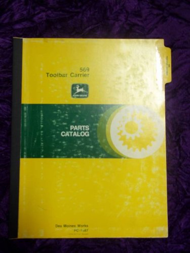 Toolbar Parts Catalog - 9