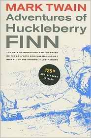 Download By Twain, Mark (Author)Anniversary[Adventures of Huckleberry Finn](Mark Twain Library) (125TH ed.)Paperback on August 10, 2010 pdf