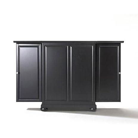 Amazon.com: Crosley Furniture Alexandria Expandable Top Bar ...