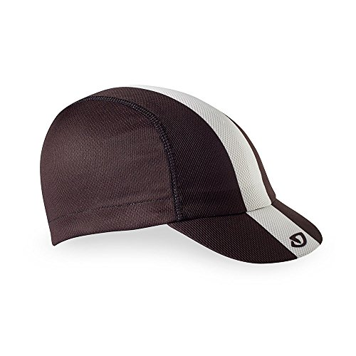 Giro Peloton Cap Cycling Cap Black/White/Grey