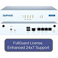 Sophos XG 85 Next-Gen Firewall TotalProtect Bundle with 4 GE ports, FullGuard License, 24x7 Support - 3 Years
