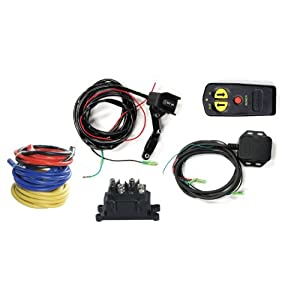 Champion Wireless Winch Remote Control Kit for 5000-lb. or Less ATV/UTV Winches