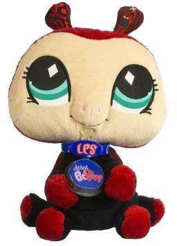 (Hasbro Littlest Pet Shop VIP Ladybug)