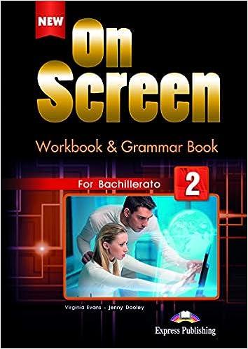 NEW ON SCREEN 2 WORKBOOK PACK: Amazon.es: Express Publishing (obra colectiva): Libros en idiomas extranjeros