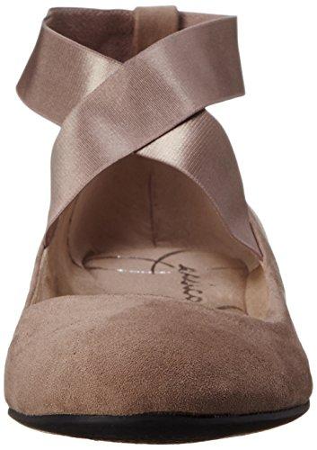 Jessica Simpson Vrouwen Mandayss Ballerina Slater Taupe