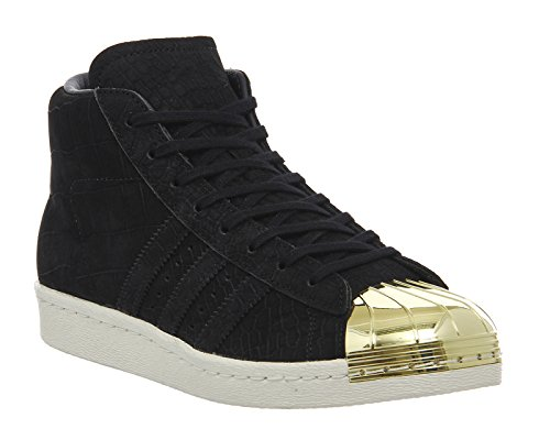 Scarpe Adidas Promodel Metal Toe S81466 MainApps Core Black Gold Metallic