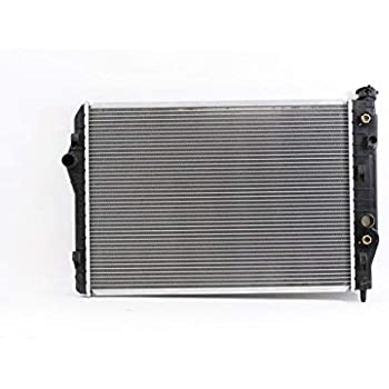 TRI Core High Capacity Race Aluminum Radiator For Chevy 82-92 Camaro V6//V8 MT