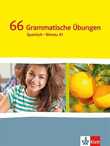 ¡Vamos  ¡Adelante  1  66 Grammatische Übungen 1. Lernjahr  ¡Vamos  ¡Adelante  Spanisch Als 2. Fremdsprache. Ausgabe Ab 2014