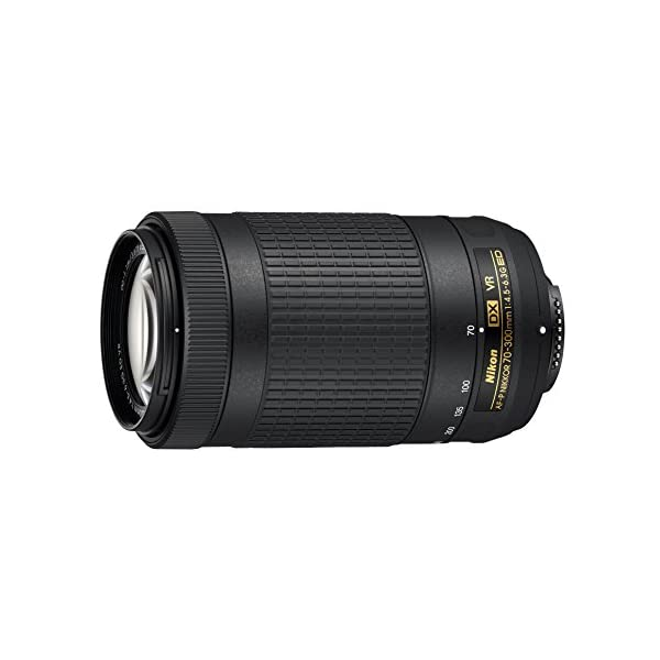 RetinaPix Nikon AF-P DX NIKKOR 70-300 mm f/4.5-6.3G ED VR Lens for DSLR Cameras