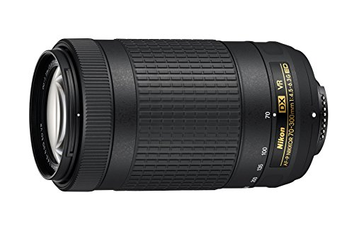 (Nikon AF-P DX NIKKOR 70-300mm f/4.5-6.3G ED VR Lens for Nikon DSLR)