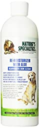 Nature\'s Specialties Aloe Remoisturizer Pet Conditioner, 16-Ounce