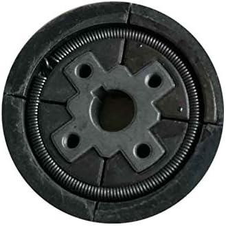 Almabner Ersatz-Kupplungs-Set für Rotkehlchen EH12,78,5 mm Reparatur Baumaschine Werkzeug Beton Pflanzen Kupplung, Nicht Null, Siehe Abbildung, Free Size