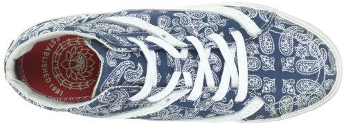 REPLAY Ventura B GWV38.C0003T Damen Sneaker Blau (navy 040)