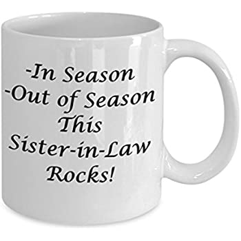 Amazon.com: Christmas Gifts for Sister in Law from Sister ...