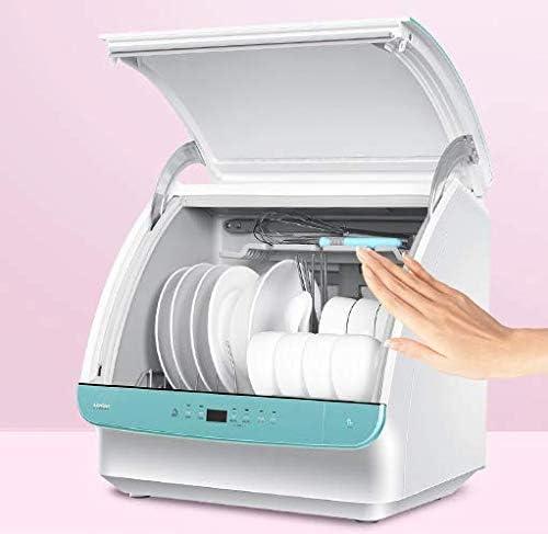 YANGSANJIN Haier Inteligente automático lavavajillas de sobremesa ...