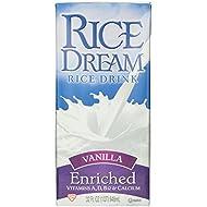 Rice Dream Enriched, Vanilla, 32 oz