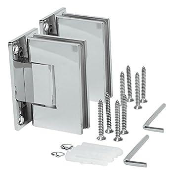 Sunny shower sh ch 1 pair 2 hinges frameless pivot shower door sunny shower sh ch 1 pair 2 hinges frameless pivot shower door hinge planetlyrics Images