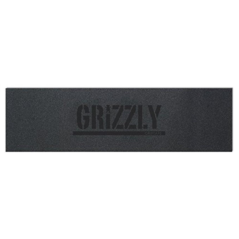 蓮冊子生態学GRIZZLY/グリズリー【EVERYBODY SKATE SMITH】 9x33 BLACK グリップテープ/デッキテープ スケートボードデッキ用/DECK スケボーSK8