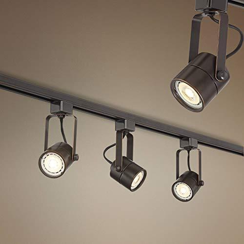 Pro Track Layna Linear 3-Light Bronze LED Bullet Track Kit - Pro -