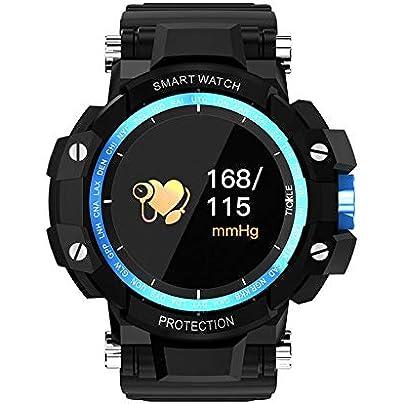 Lynn025Keats FIT4 Long Standby Smart Bracelet Heart Rate Sleep Monitor Fitness Tracker Outdoor Wristband Smartwatch Estimated Price £43.10 -