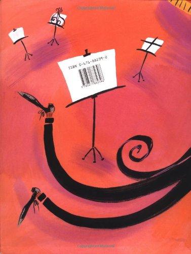 Zin! Zin! Zin! A Violin (Caldecott Honor Book)