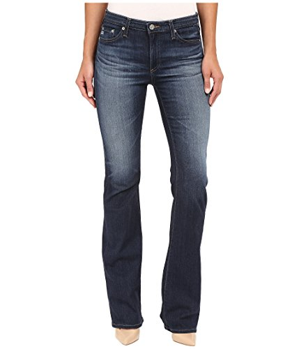 AG Adriano Goldschmied Women's The Angel in 4 Years Summer Blues 4 Years Summer Blues Jeans 25 X 35 by AG Adriano Goldschmied
