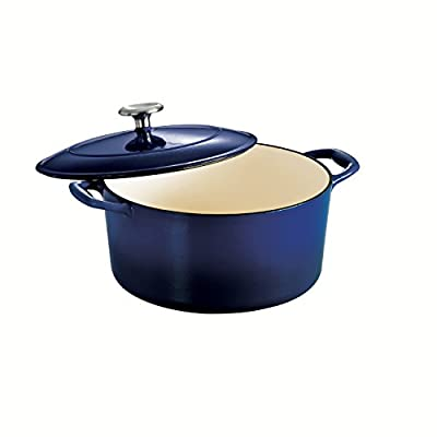 Tramontina Enameled Cast Iron Skillet and Dutch Oven