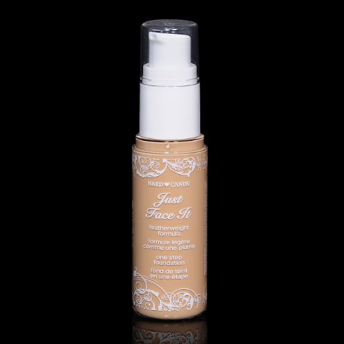 Hard Candy Just Face It One Step Foundation Medium (Foundation Step Makeup One)