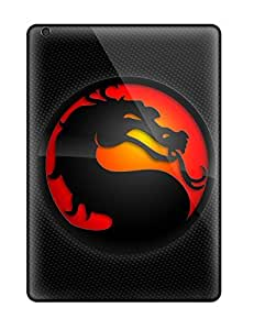 Air Scratch-proof Protection Case Cover For Ipad/ Hot Mortal Kombat Logo Phone Case