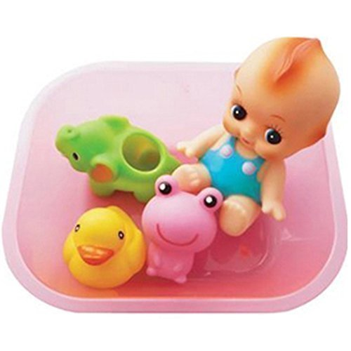 Sun Baby Rubber Squirts Bathtub