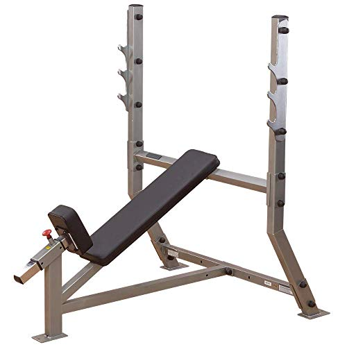 Body-Solid ProClubLine Incline Olympic Weight Bench
