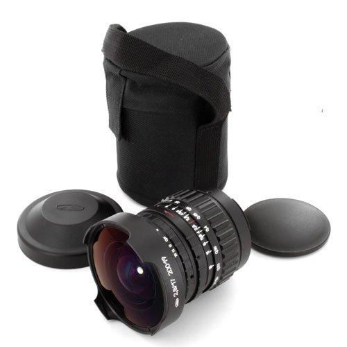 BelOMO Peleng 17 mm f / 2.8広角魚眼レンズレンズfor Canon EOS SLR/DSLRデジタルとFilmCamera   B008C2WQCI