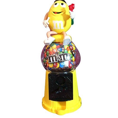 M&M's Novelty Candy Dispenser & Candy Bank