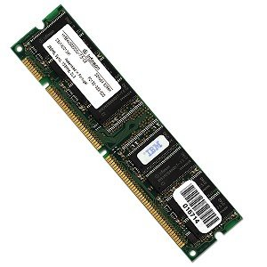 Infineon 256MB (32x64) SDRAM PC-133 168-Pin DIMM (16 Chip)