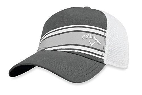 76b43f9b5d8 Callaway Golf 2018 Stripe Mesh Adjustable Hat