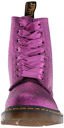 Glitter 1460 Original Purple Unisex Stivaletti Martens Dr YTwHPq