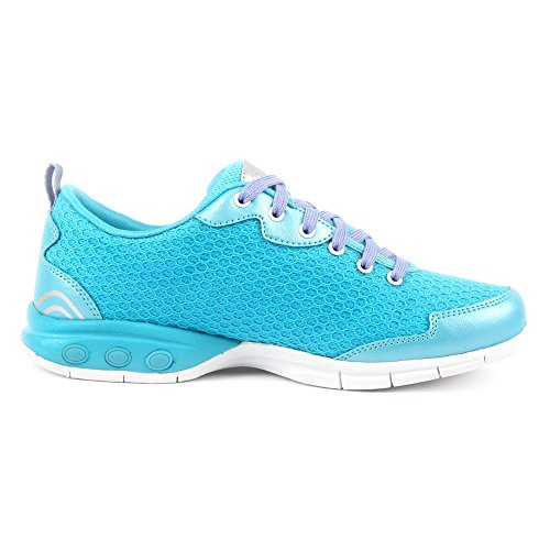 M athletic shoes Dark Candy Blue THERAFIT Grey sneakers and 11 Women's z4RqRnO