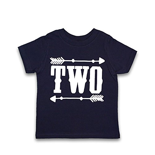Oliver and Olivia Apparel Boy's 2nd Birthday Shirt Two Shirt 2 Year Old Shirt (2 Toddler) (Birthday Boy Ring)