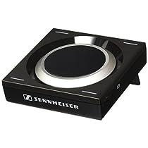 Sennheiser GSX 1000 - Amplificador de audio para videojuegos, color negro y rojo