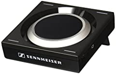 The Sennheiser GSX 1000 Gaming Amp is a USB audio amplifier that features an innovative Sennheiser Binaural Rendering Engine – A 7. 1 Virtual Surround Algorithm that delivers positional gaming audio immersion attuned specifically to your game...