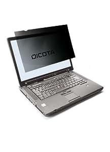 "Dicota D30117 - Filtro de privacidad para ordenador portátil (14.1""), transparente"