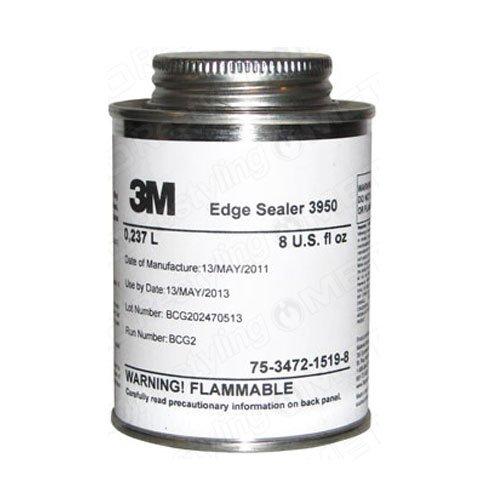 3M Edge Sealer 3950 1/2 Pint 8oz for Vinyl Graphics