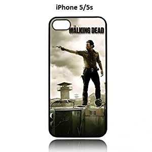2015 CustomizedThe Walking Dead Apple iPhone 4 4S 5 5S Case Strong Material (iPhone 5/5s)