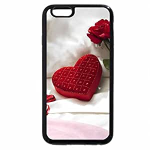 iPhone 6S / iPhone 6 Case (Black) lots of love