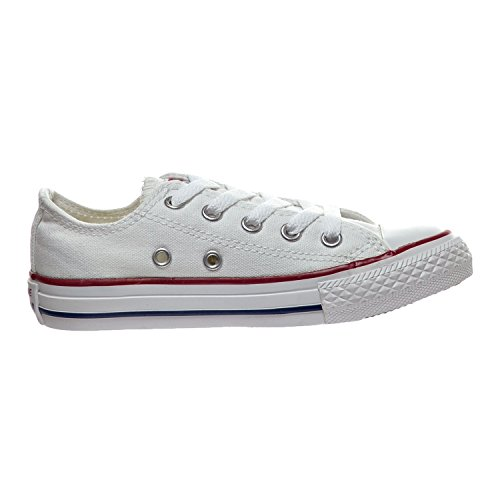 Converse Chuck Taylor All Star Optical White Little Kid's Shoes 3j256 (3 M US) - Boys White Converse