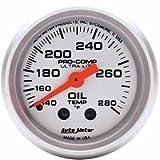 Auto Meter 4341 2IN MINI ULTRALITE