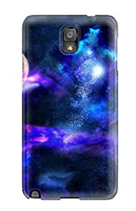 New Arrival Space Art Case Cover Note 3 Galaxy Case