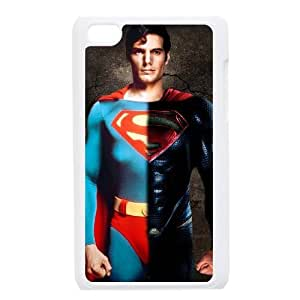 iPod Touch 4 Phone Cases White Superman ECJ4557227