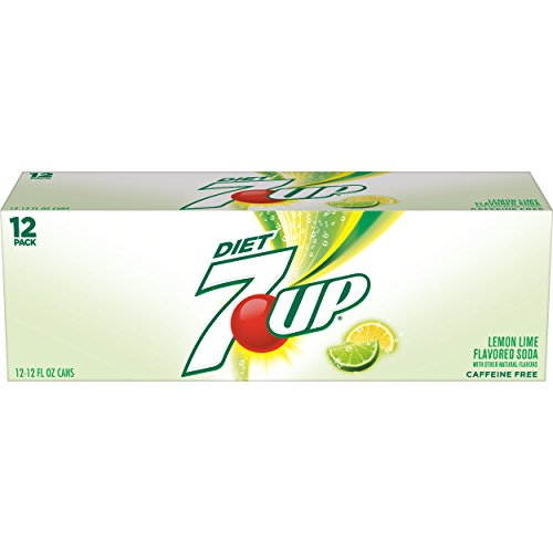 Diet 7Up  12 Fl Oz Cans  12 Pack