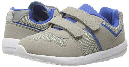Pictures of Carter's Boys' Albert Sneaker Grey/Blue Grey/Blue 5 M US Toddler 4